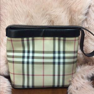 Authentic Burberry Nova Check Bag